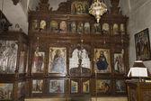 интерьер монастырь аркади — Стоковое фото