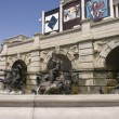 Fountain of Bronze sculptures Washington - Stockfoto