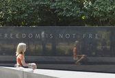 Monumento de guerra memorial da liberdade — Foto Stock