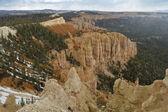 Yovimpa point al canyon bryce — Foto Stock