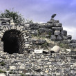 Athena temple of Ephesus — Stock Photo