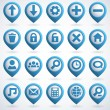 Web Icon Set — Stock Vector #13351416