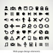 Web Icon Set — Stock Vector #13710639