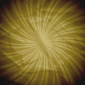 La texture du vieux papier avec des rayons. illustration vectorielle. — Vecteur