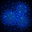 Royalty-Free Stock Vectorielle: Firework