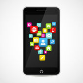 Smart Phone — Vector de stock