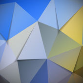 Abstrato geométrico — Vetorial Stock