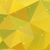 Abstract geometric background — Stok Vektör