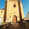 Stock Photo: Church of Holy Spirit RondMalagSpain