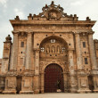 Stock Photo: Monastery of Carthusiorder placed at Jerez