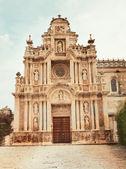 Monastério da ordem cartusiana colocado em jerez — Foto Stock