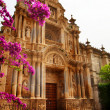 Stock Photo: Monastery of Carthusiorder placed at Jerez's city of the