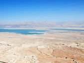 View of Dead Sea, Israel — Stock Photo