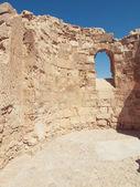 Fortress Masada, Israel — Stock Photo