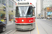Toronto Street Car — Stock Photo