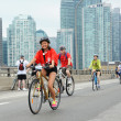 Ride for Heart in Toronto - June 2, 2013 — Stock Photo #26219623