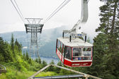 The Grouse Mountain Skyride — Stock Photo