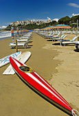Sperlonga Beach — Stock Photo