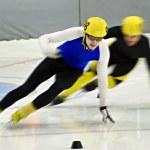 Speed Skating — Stock Photo #16350591