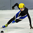 Stock Photo: Speed Skating