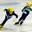 Speed Skating — Foto Stock