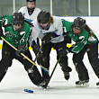 Ringette - Stock Photo