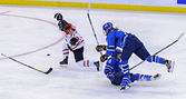 IIHF 2013 Women's Ice Hockey World Championship — Stock Photo