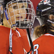 IIHF Women's World Championship Gold Medal match - CanadV USA — Stok Fotoğraf #23950775