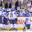 IIHF Women's World Championship Bronze Medal Game - Russia V Finland - ストック写真