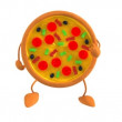 Pizza - Foto de Stock