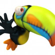 Stock Video: Toucan
