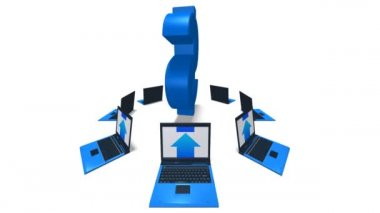 Make money online — Stock Video