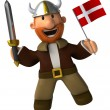 Viking — Stock Photo #13387234