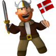 Stock Photo: Viking