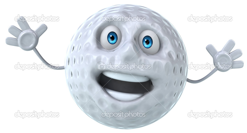 Golfball — Stock Photo #13387218