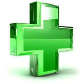 Icona di salute — Foto Stock