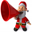 Santa claus — Stock Photo #13718924