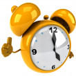 Alarm clock — Stock Photo #13895860