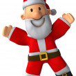 Santa Claus — Stock Photo #15804455