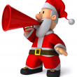 Stock Photo: Santa Claus