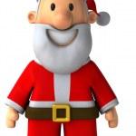 Fun santa claus — Stock Photo #16935507