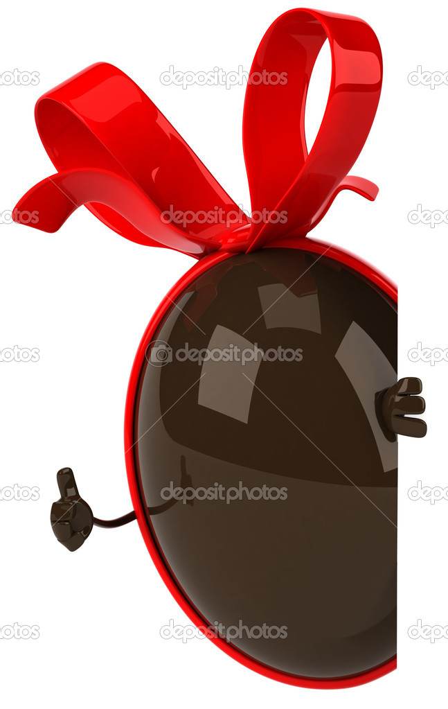 Easter egg — Stock Photo #18871831