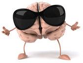 Fun brain — Stock Photo