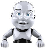 Baby robot — Stock Photo