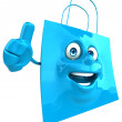 Shopping bag - Stock fotografie