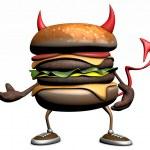 Hamburger — Stock Photo #27243699