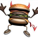 Hamburger — Stock Photo #27243721