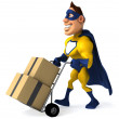 Superhero — Stock Photo #31365869