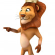 Lion — Stock Photo #31680171