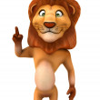 Lion — Stock Photo #31680317